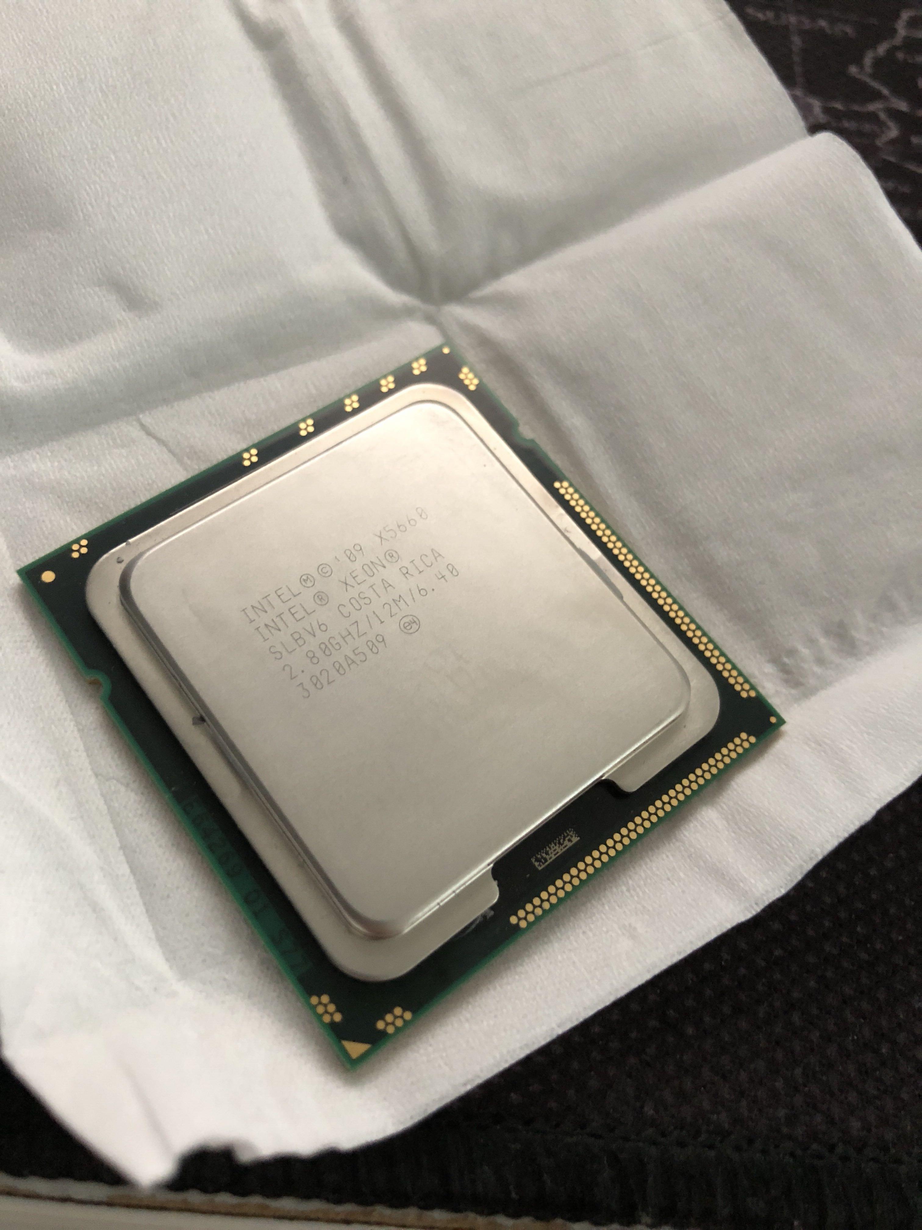 Intel® Xeon® Processor X5660