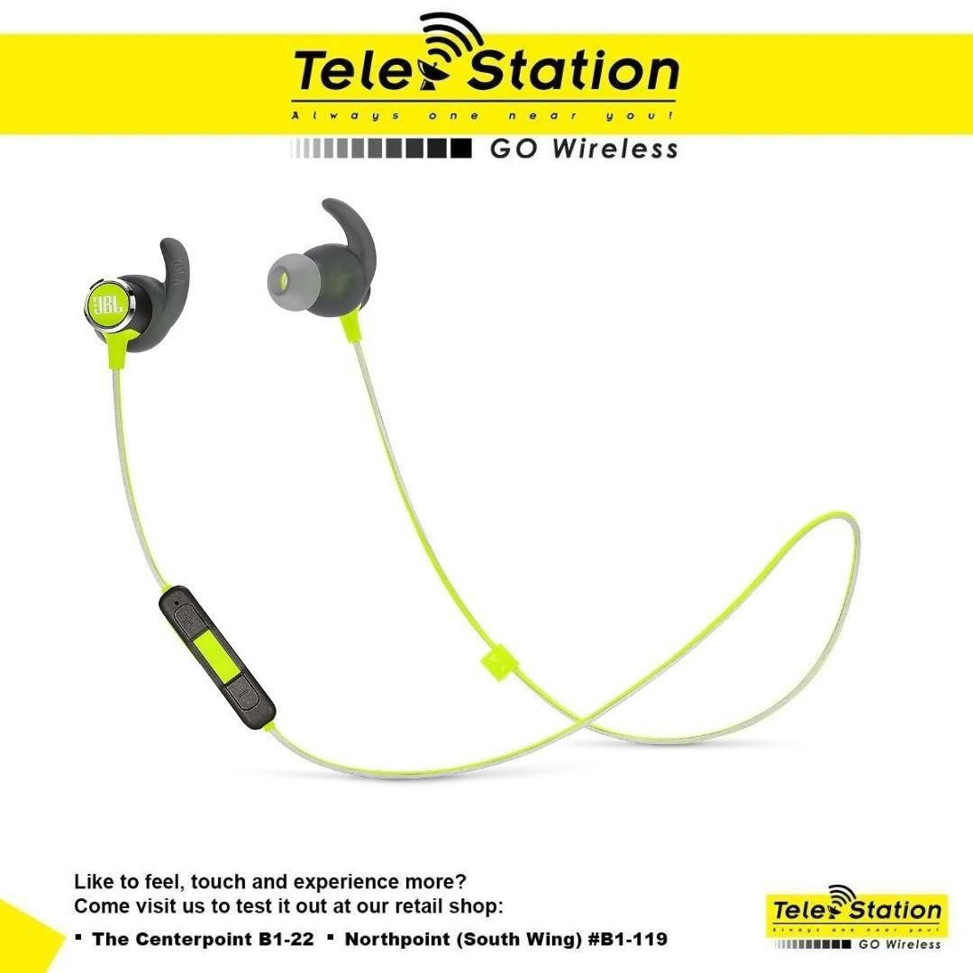 80b4f6d57c8 Promotion JBL Reflect Mini 2 Wireless In-Ear Sport Headphones ...