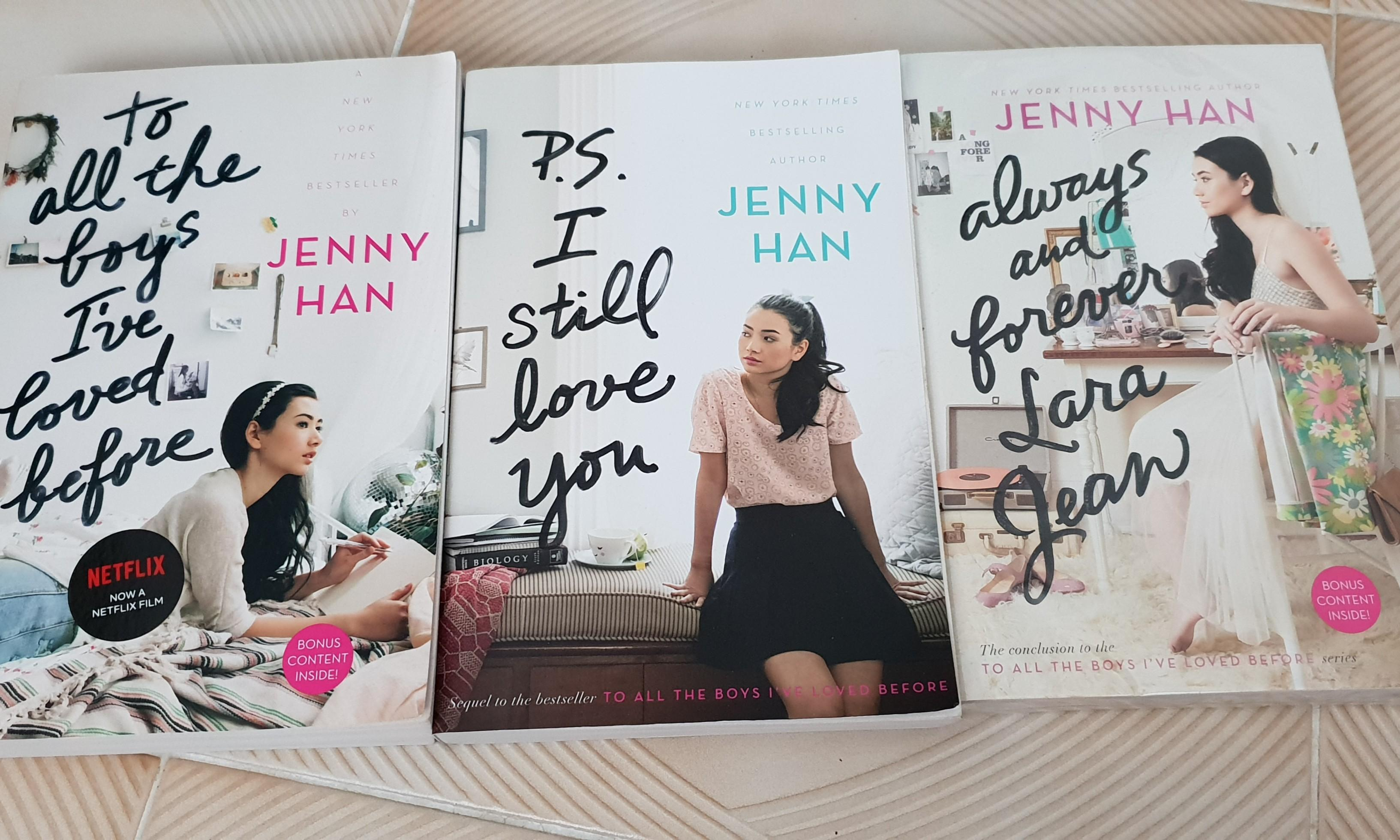 Jenny Han To All The Boys I Ve Loved Before Books Stationery Fiction On Carousell