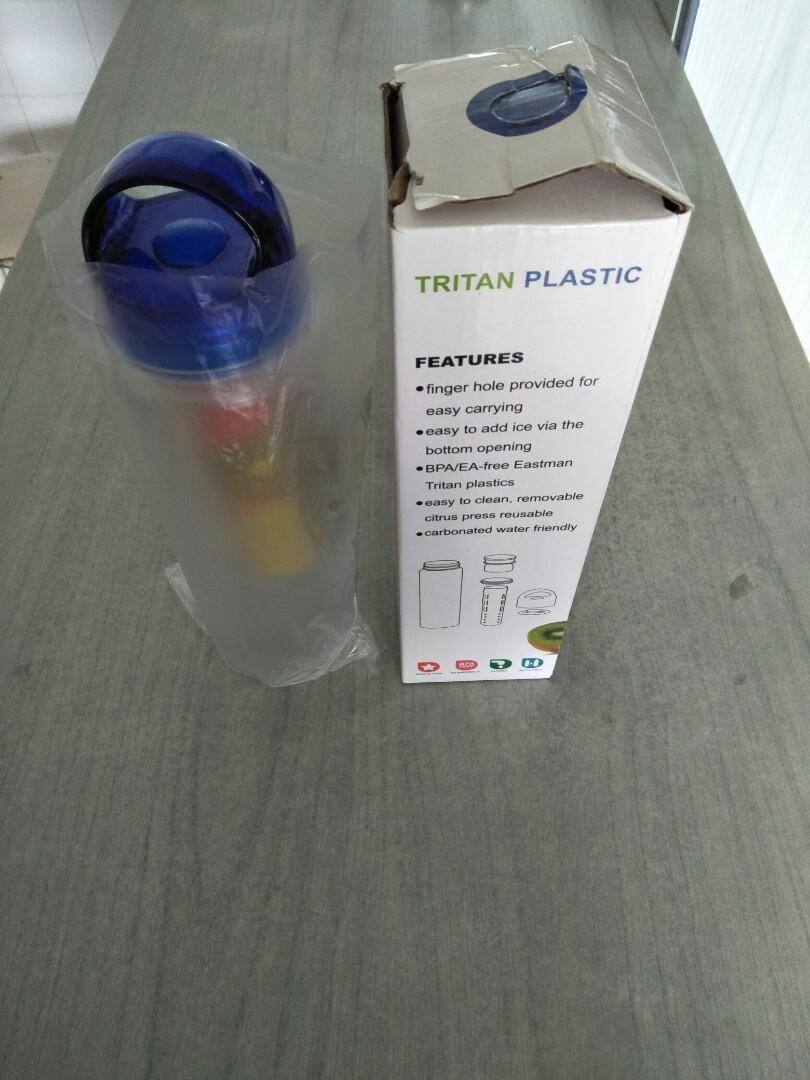 Juice water bottle