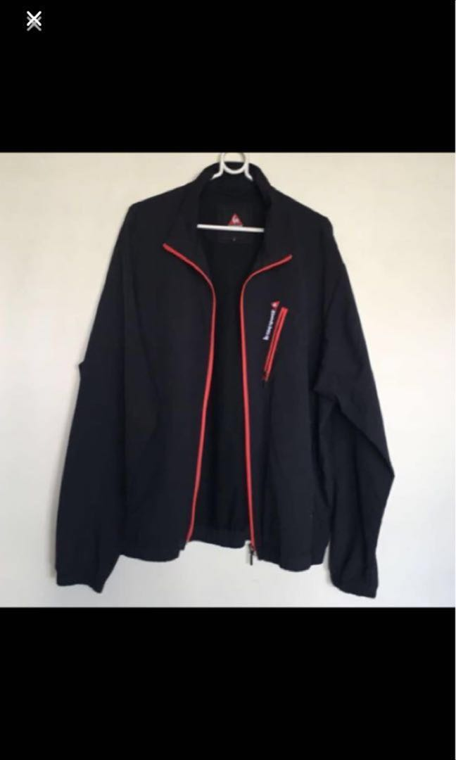 f0018180a07 Le Coq Sportif Golf Windbreaker, Men's Fashion, Clothes, Outerwear ...