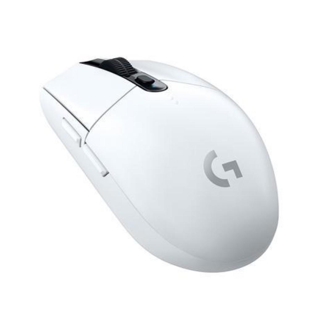 Logitech G304 White Lightspeed Wireless Gaming Mouse