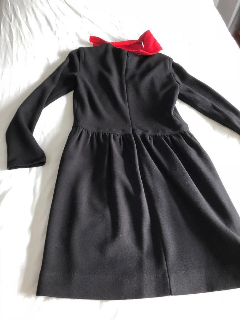 Maje dress with detachable sleeves (hardly worn, heavily discounted)