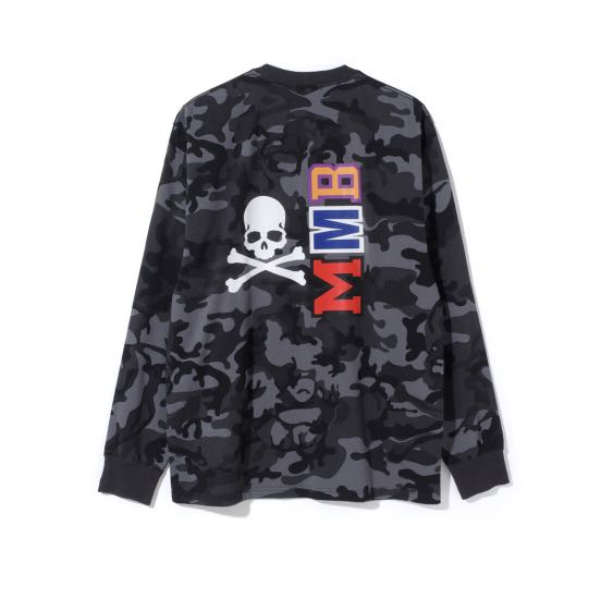 977940ab Mastermind X A Bathing Ape, Men's Fashion, Clothes, Tops on Carousell