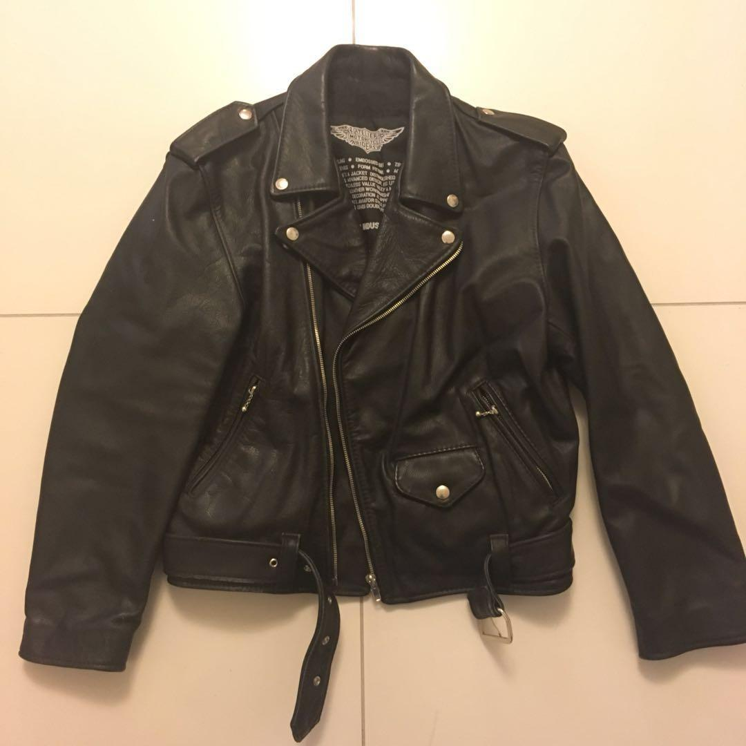 Men's Atelier Leather Jacket