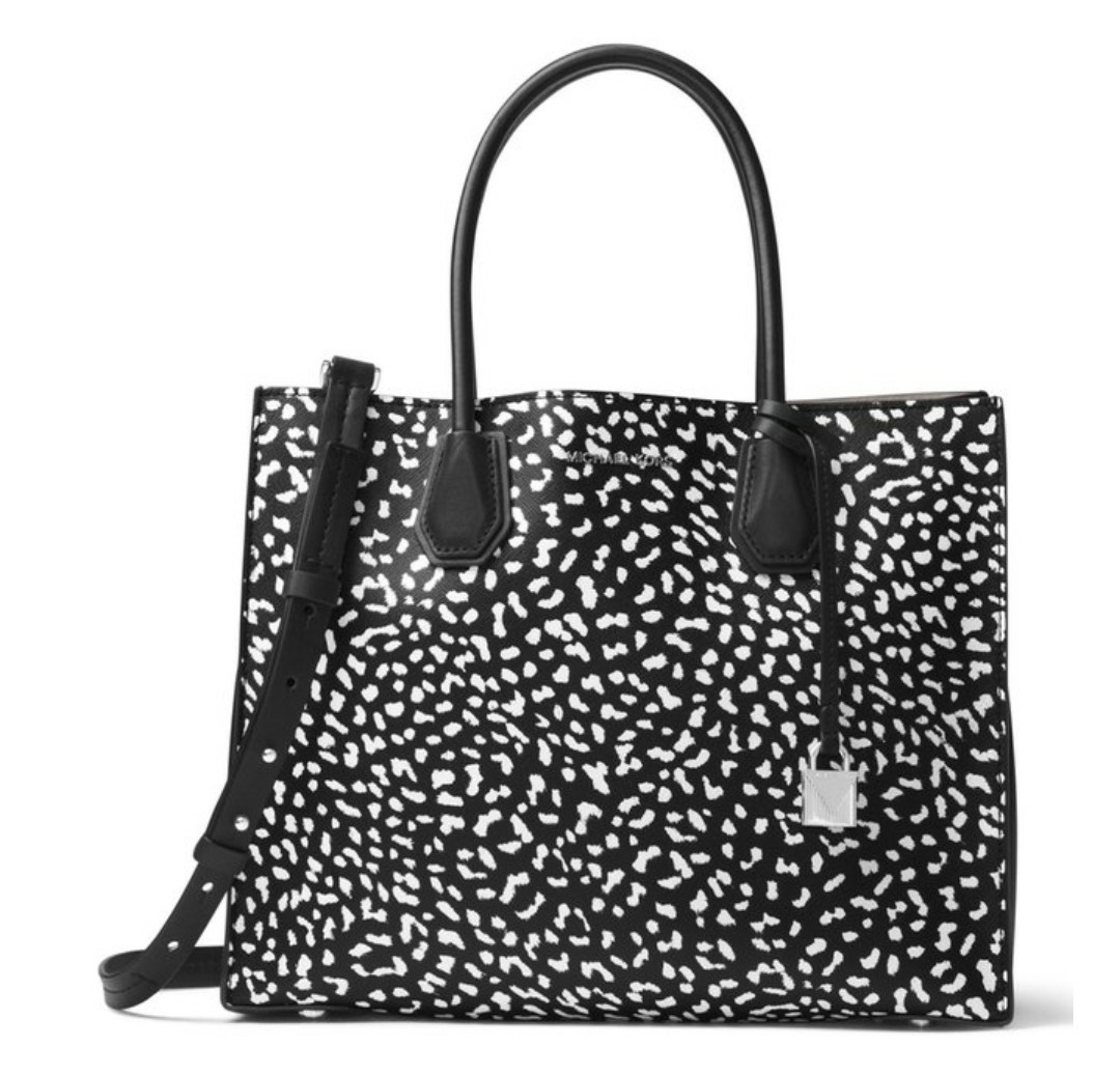 0aedb55a979ca ♥ Michael Kors Mercer Large Leather Tote