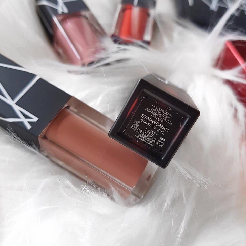 Nars Powdermatte Lip Pigment - Starwoman mini size