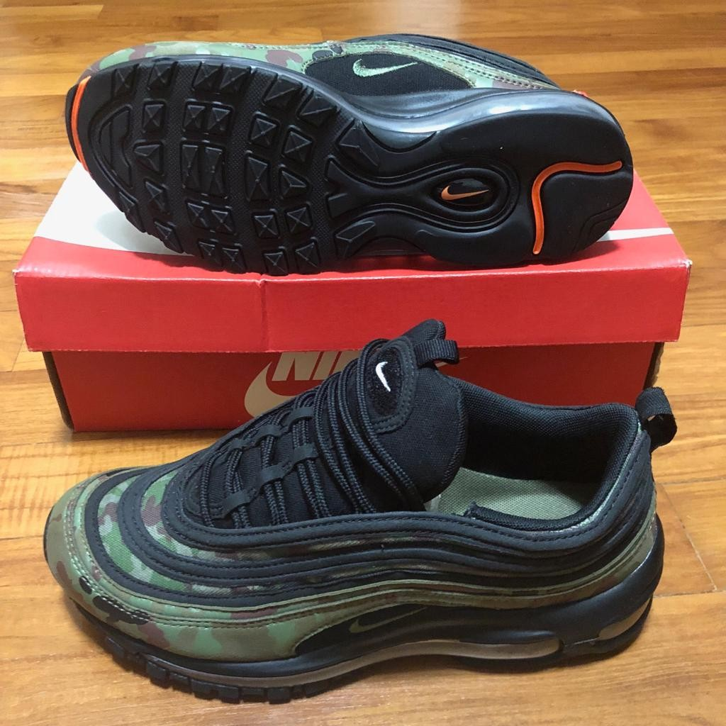 huge discount 81f5f d3e5e Nike Air Max 97 Japan Camo, Men's Fashion, Footwear, Sneakers on ...