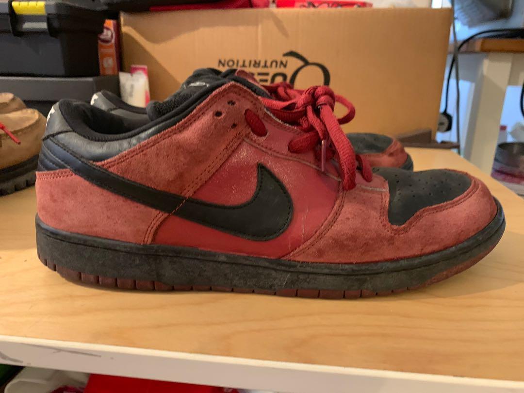 big sale 91691 9d609 Nike Dunk SB Milli Vanilli Good Condition US11 on Carousell