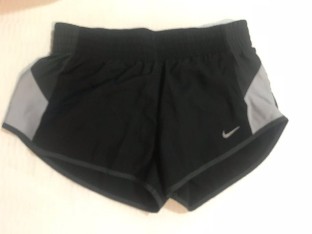 Nike Women/'s Dri-fit Running Shorts Size Small Light Blue BNWT