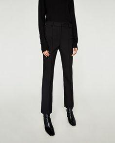 NWOT ZARA high waist dress pants