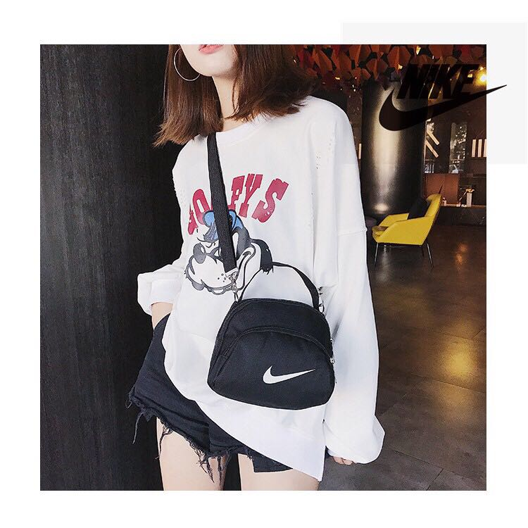 84c3c6697 PREORDER Nike Canvas Crossbody Sling Bag, Women's Fashion, Bags ...