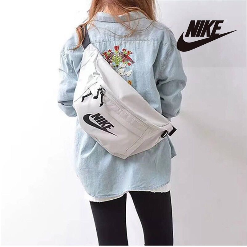 1f701a7a1 PREORDER Nike Canvas Shoulder Crossbody Sling Bag, Women's Fashion ...