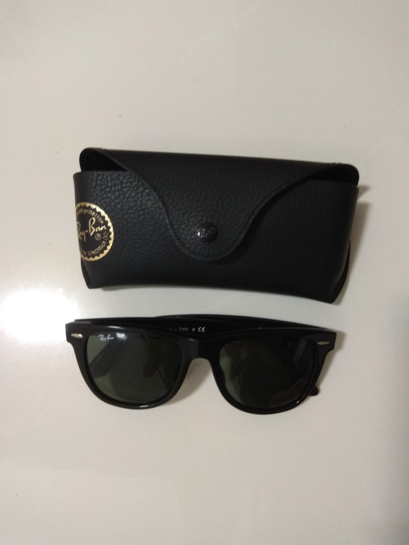 56ff22ad790d RayBan RB2140F 901 size 54