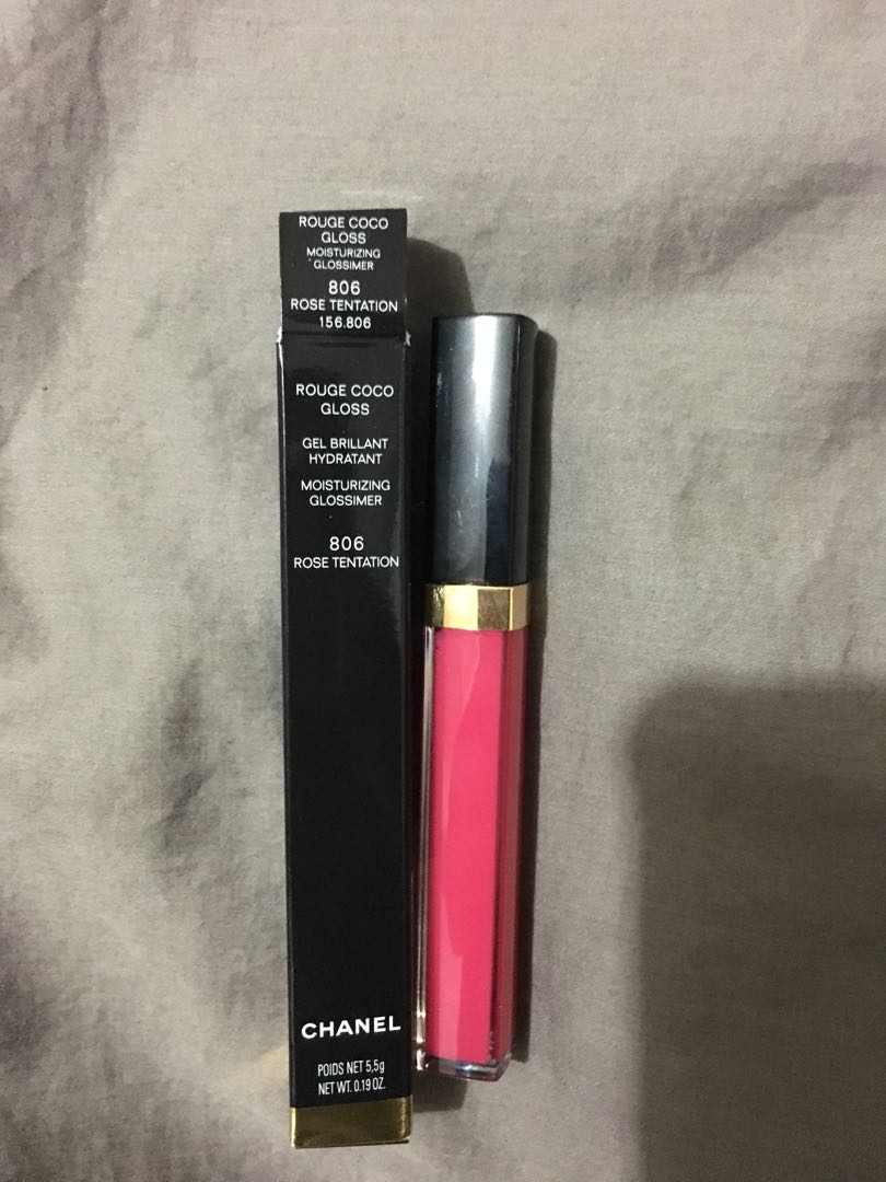 17c56d6764 Rouge Coco Lipgloss, Health & Beauty, Makeup on Carousell
