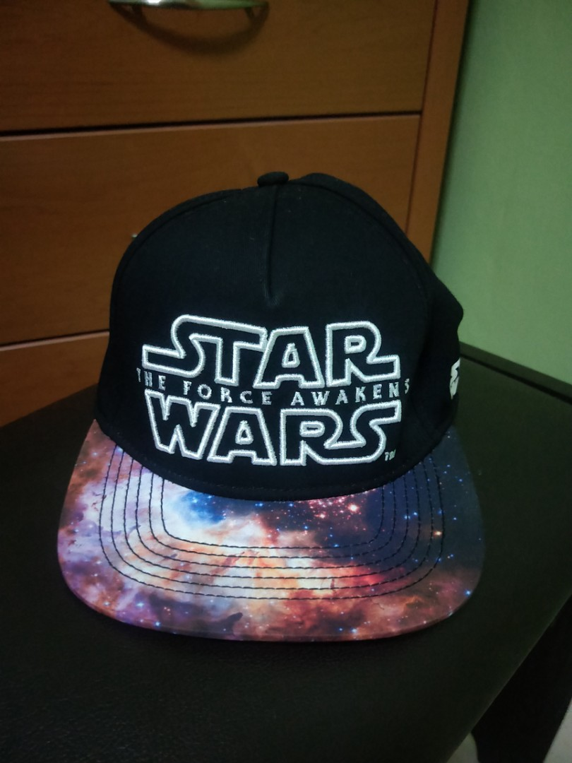 Star wars Snapback Cap 36dfe3a0d7d9