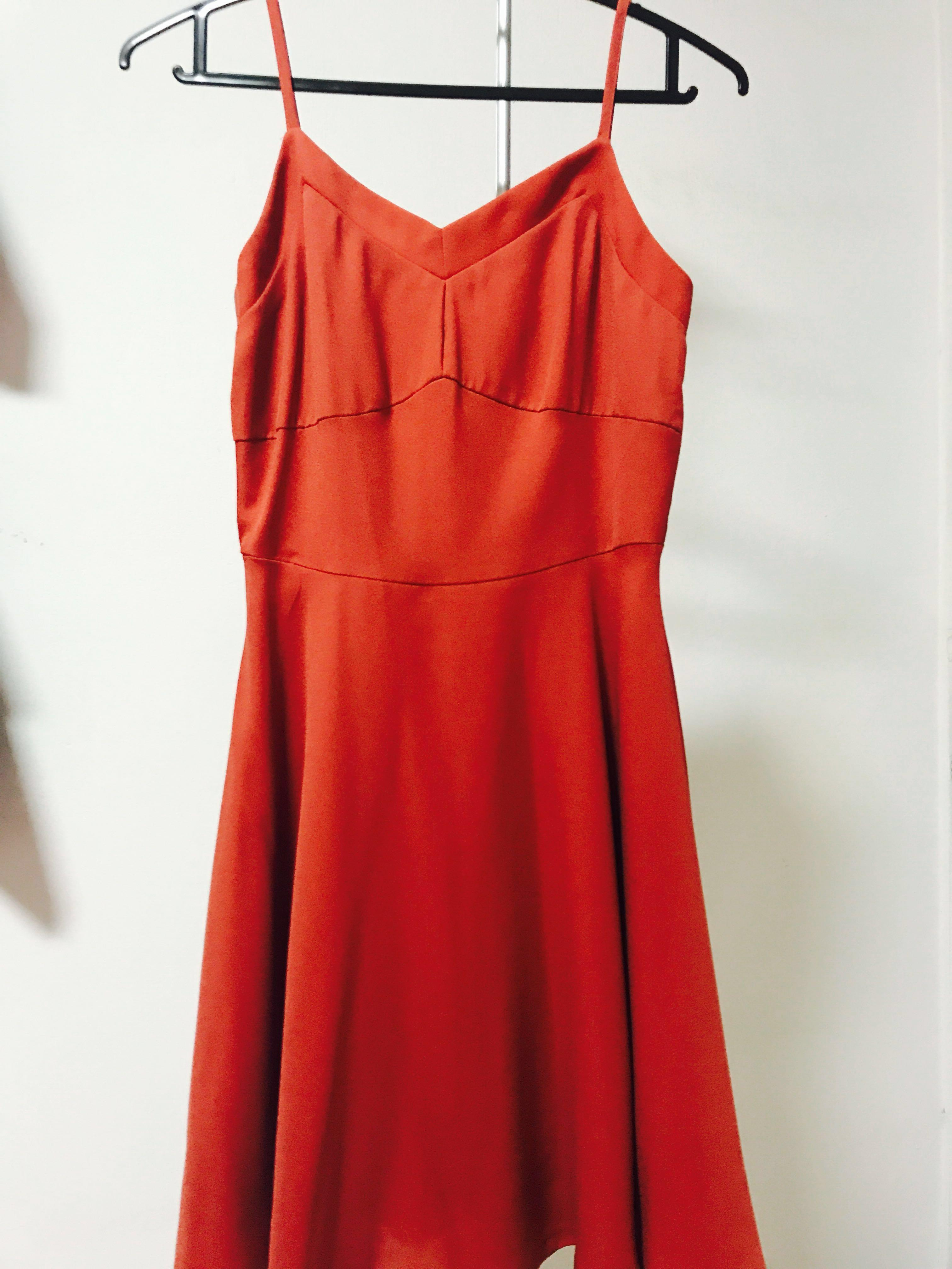The Stage Walk Flare dress