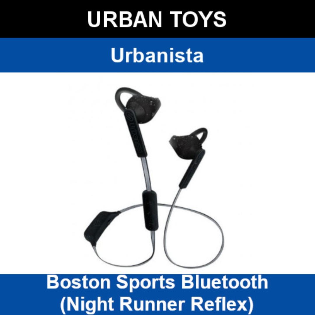 Urbanista Boston Sports Bluetooth   Night Runner-Reflex   Wireless ... 75f57ea84b125