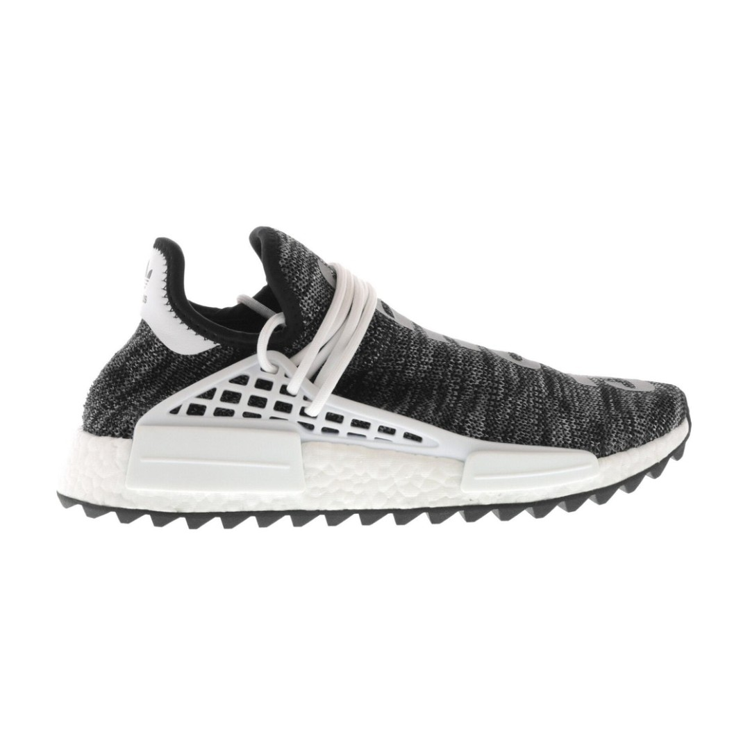 cbf6856b52383 US 8.5 Adidas Pharrell William Hu Oreo Human Race