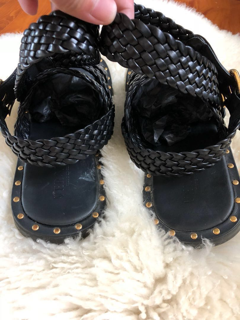 52ae498f1 VERSACE SANDAL, Luxury, Shoes on Carousell