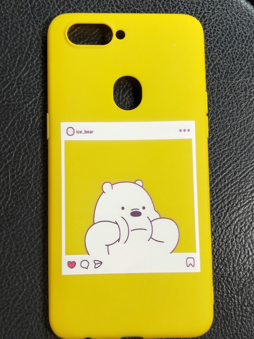 71d9a37dad We Bare Bears phone case, Mobile Phones & Tablets, Mobile & Tablet  Accessories, Cases & Sleeves on Carousell