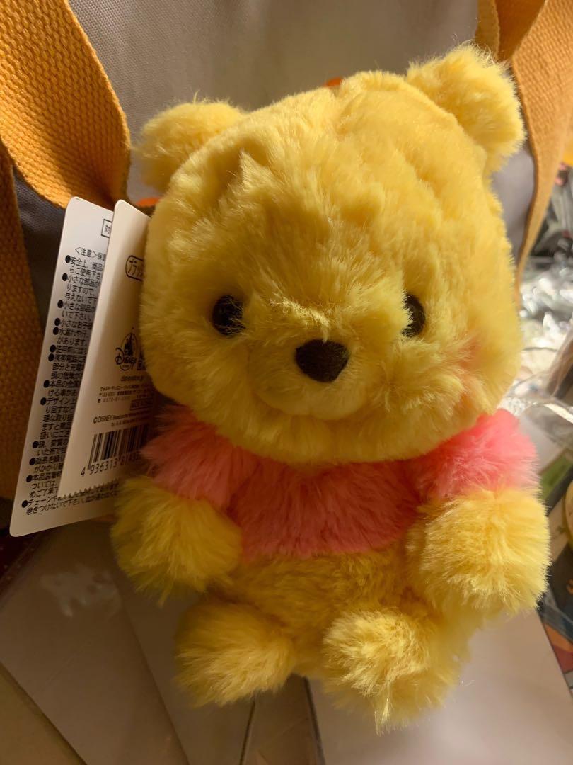 Winnie the pooh 最新吊飾