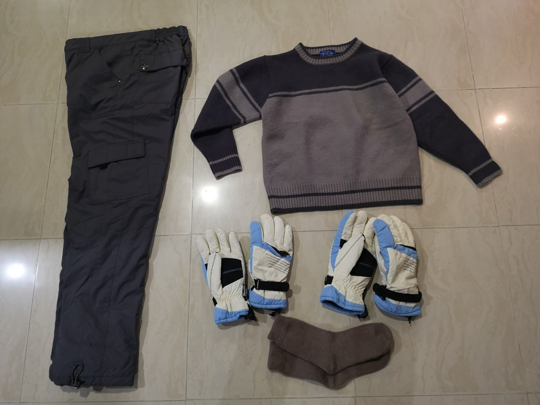 262f0d38f3e Winter clothes suitable for teenager