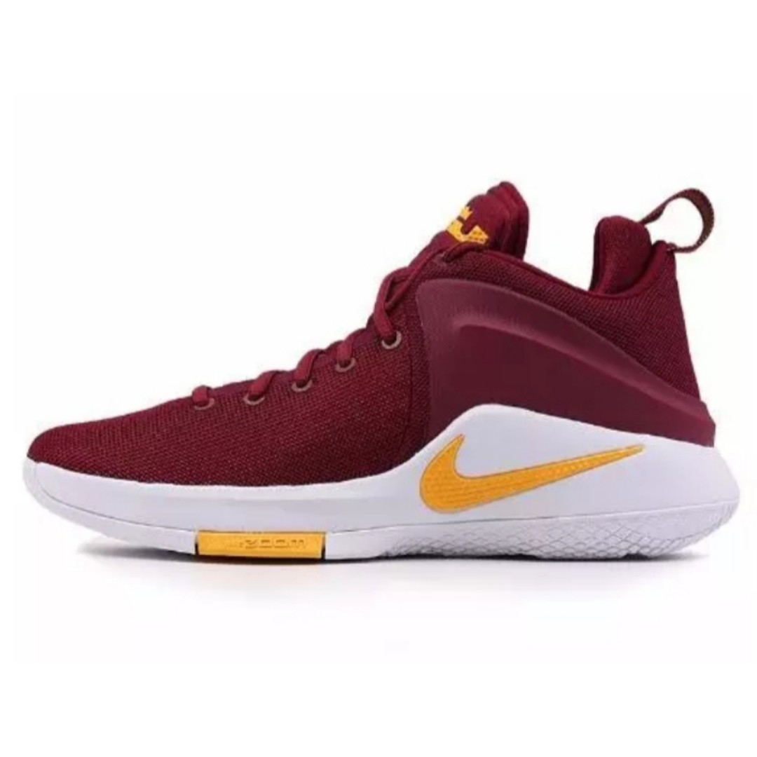 a444f5c3aa11 Year End Sale (PO) Nike Zoom Witness 1 Lebron Signature Basketball ...