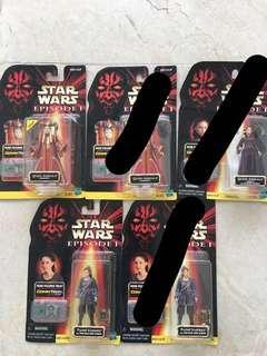 Star Wars - Power of the Force (Lelong Lelong)