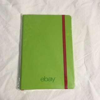全新eBay 橫間簿
