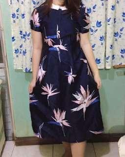 Anne curtis inspired dress / cute vintage dress