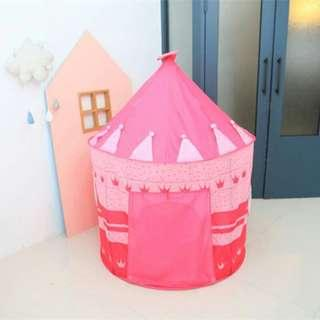 Castle Pop-up Play Tent