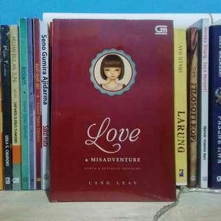 Buku Puisi Lang Leav - Love & Misadventure (Terjemahan)