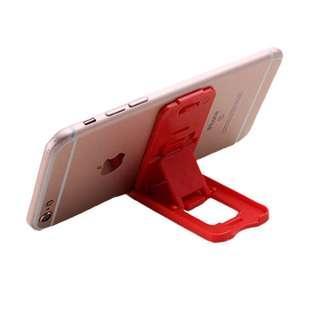 Rack 手機支架 可調較 iphone mobile phone stand samsung 可折疊 支架 全部電話通用 ipad 座