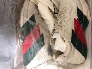 Gucci Rhyton Sneaker US10