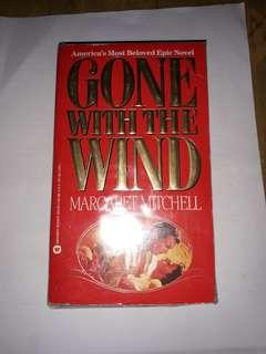 Gone With the Wind by M.Mitchel