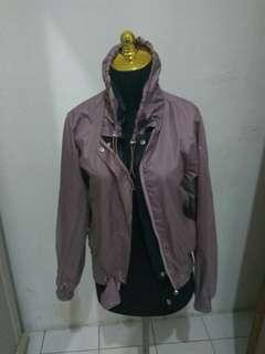 jaket reversible made in italy