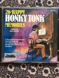 26~Happy Honky Tonk Memories - Dave Jasen