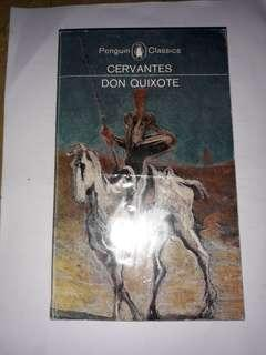 Don Quixote by M. de Cervantes(complete)