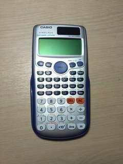 🚚 Casio 工程用計算機 fx-991ES PLUS