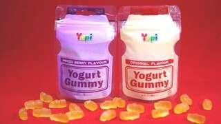 🚚 (Yupi) Yogurt Gummy