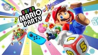 收 Switch Mario Party $290