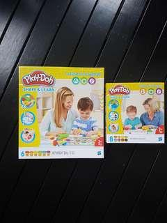 Xmas Gift: Play doh Play n store table