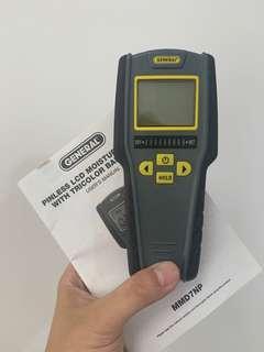 GENERAL brand LCD moisture detector