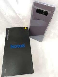 三星Note8 64g紫色