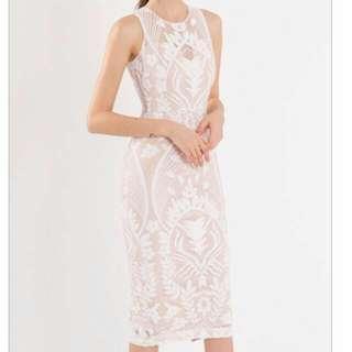 Doublewoot Doviter White Dress BN