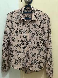 GUESS Baby-T & THE EXECUTIVE Blouse Limited Stock #cny888