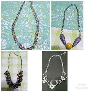 All $30 Necklace