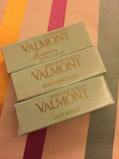 Valmont samples set