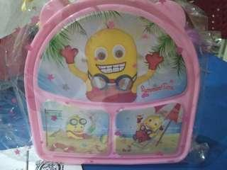 Tempat snack anak Minion